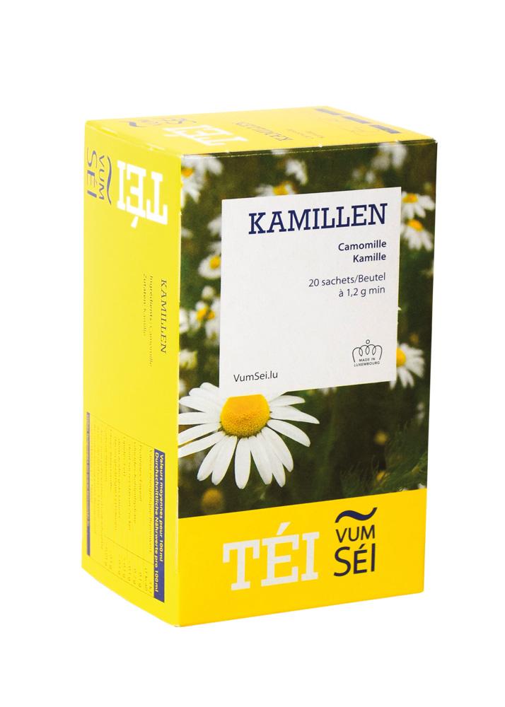 Kamillen-Camomille